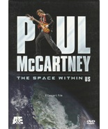 Paul McCartney The Space Within US Concert DVD - $10.95