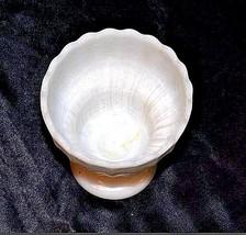 Vintage White Chalice AA18 - 1138 image 2