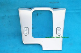 04-08 Chrysler CrossFire Cross Fire Trans Shifter Trim Power Window Switch Cover image 1