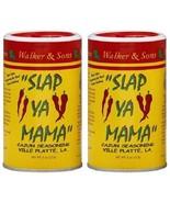Slap Ya Mama Cajun Seasoning 2 Bottle Pack - $12.82
