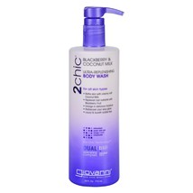 Giovanni Hair Care Products Body Wash - 2chic - Repairing - Ultra-Replen... - $19.75