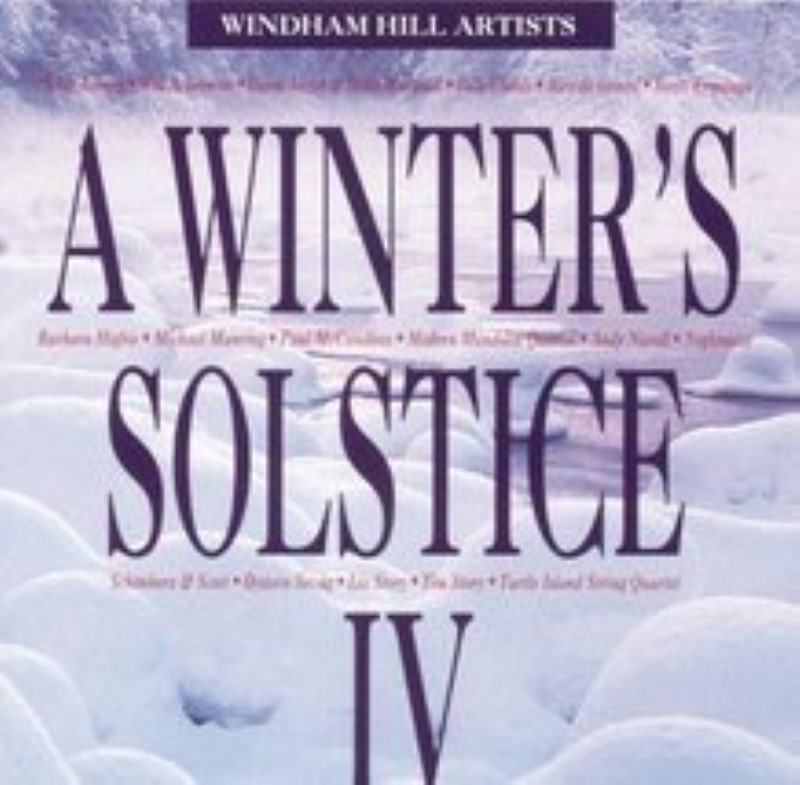 Winter's Solstice 4 by Various Artists Cd