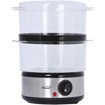 Brentwood Appliances TS-1005 2-Tier Food Steamer - £31.83 GBP
