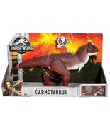 Jurassic World Action Attack Carnotaurus Figure NEW IN PACKAGE - $116.88