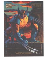 WOLVERINE Marvel Masterpieces Limited Ed Special Power Blast card 1994 #9 NM - $5.99