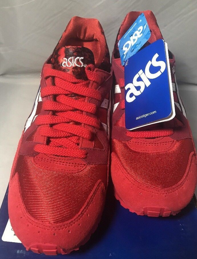 ASICS GEL-LYTE Men/'s Casual Shoes Classic Sneakers White NWT H7W4Y.0101