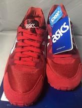 Asics gel lyte v Romance Pack (H504K-2301) Red/black/White Size 6.5 - $164.84