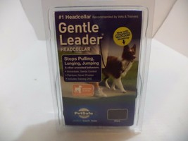 Pet Safe Head Collar Plus Training Dvd Size - Large Color Black - $9.99