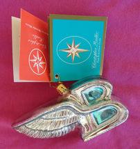 Christopher Radko Bentley Car Logo Glass Christmas Ornament Beverly Hill... - $150.00
