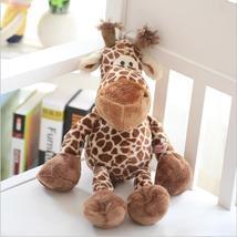 Cute 23cm big NICI giraffe lovely plush stuffed animal deer doll toys fo... - $9.99
