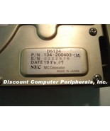NEC D5124 10MB 5.25IN HH MFM Drive Tested AS IS - $39.95