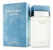 Light Blue by Dolce & Gabbana D&G 6.7 oz EDT Perfume for Women New In Box - $83.81