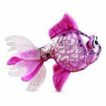 Lil'Kinz Mini Plush Stuffed Animal Pink Glitter Fish - $9.74