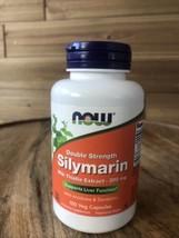 Now Foods Double Strength Silymarin, 300 mg, 100 Veg Capsules - Exp 6/25 - $14.48