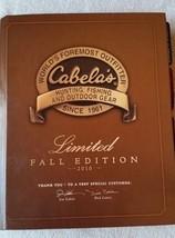 Cabela's 2010 Limited Fall Edition Catalog Volume XVI (HC) - $19.30