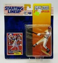 Vintage 1994 Kenner Carlos Baerga Cleveland Indians Starting Lineup MLB ... - $9.78
