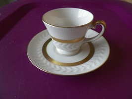 Theodore Haviland demi cup and saucer (Embassy) 6 available - $3.91