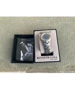 Kenneth Cole New York KC4247 All Stainless Steel Quartz Analog Ladies Wa... - $29.69
