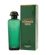 HERMES D'ORANGE VERT CONCENTRE - $96.38
