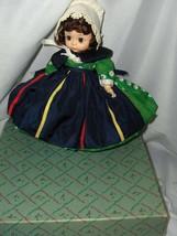 "Vintage Madame Alexander 8"" Doll Canada 760  Box NICE - $45.00"