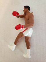 1999 Muhammad Ali Boxing Great Hallmark Keepsake Christmas Ornament Orig. Box image 5