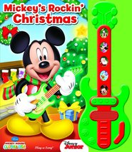 Disney Junior Mickey Mouse Clubhouse Mickey's Rockin' Christmas [Board b... - $29.09
