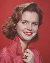 Lee Remick smiling portrait circa 1960 16x20 Canvas Giclee - $69.99