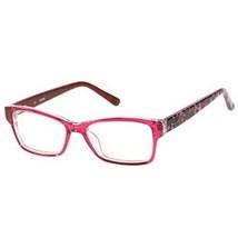 Female Eyeglasses GU-9122-000-47 Size 47mm/14mm/Rectangle BRAND NEW W CASE - $28.72