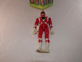 1993 Bandai Mighty Morphin Power Rangers janson red ranger - $6.86