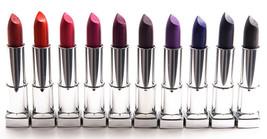 Maybelline New York Colorsensational Lipcolor Lipstick, Choose Your Colo... - $4.94+