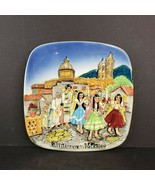 1973 Beswick Royal Doulton Ceramic Plate Christmas in Mexico Made United... - $19.99