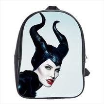 School bag maleficent bookbag backpack 3 sizes - $38.00+