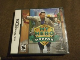 My Hero: Doctor  (Nintendo DS, 2009) ds dsl dsi Rated E 10+ Save Lives E... - $32.99