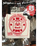 FNAF Five Nights At Freddy's Squishme Squishy Pizza Box New Sealed Pack - $12.19