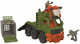 Fisher-Price Imaginext Jurassic World Dinosaur Hauler TOY NEW FMX87  - $29.99