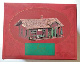 The Hay's Train Station 1994  Sarah Plain and Tall Collection from Hallmark - $9.00