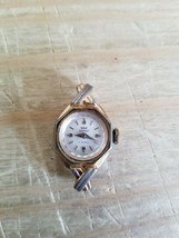 Waltham 17 Jewels Women Swiss Watch.No Band.Project Watch.Untested.Sold As - $18.69