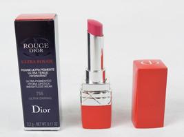 Dior Rouge Ultra Rouge Lipstick 755 Ultra Daring - $24.75