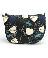 Radley Hearts Oilskin Make Up Wash Bag Travel Pouch RRP £35 - $35.19
