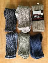 Fox River Cotton Rag Outdoor Socks 6 Pair Blue Khaki Women's Medium Men'... - $20.00