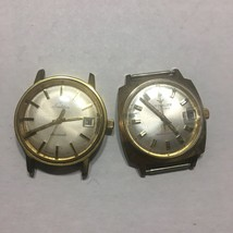 Wittnauer Electronic Watch & Traditions Electronic Watch For Parts Or Re... - $143.55