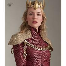 Simplicity Andrea Schewe Misses' Costumes-14-16-18-20-22 - $16.73