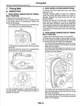 2011 Subaru Legacy / Outback Factory Repair Service Manual - $15.00