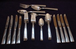 International Stainless INS590 Imperial Stainless Flatware 40pc. - $57.99