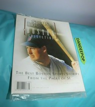 Sports Illustrated Boston Collection Ted Williams Cover  Magazine Octobe... - $19.79