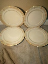 (4) Royal Limited Egyptian Shell Dinner PLATES--JAPAN--FREE SHIP--VGC - $39.77
