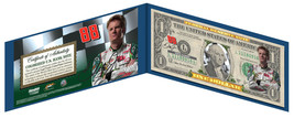 DALE EARNHARDT JR #88 NASCAR Genuine Legal Tender US $1 Bill *Licensed* - $9.85