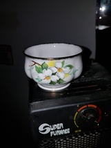 Royal Albert sugar bowl  & Creamer Dogwoodfree shipping - $51.76