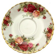 Royal Albert Old Country Roses Saucer 12.5 cms - $12.87