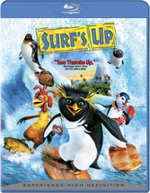 Surfs Up (Blu-ray/Ws 1.85 A/Dd 5.1/Pcm 5.1/Eng-Sub/Fr-Sp-Both)